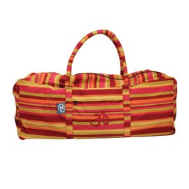 FITNESS MAD Yoga-Mad Yoga Bag XL 100% Cotton Red - SALE