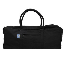 FITNESS MAD Yoga-Mad Yoga Bag XL 100% Cotton Black
