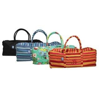 FITNESS MAD Fitness-Mad Yoga-Mad Yoga Kit Bag 62x22x22 cm 100% Cotton Black