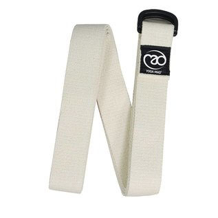FITNESS MAD Yoga Belt 2.5m Natural