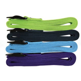 FITNESS MAD Yoga Belt 2m Purple 100% cotton