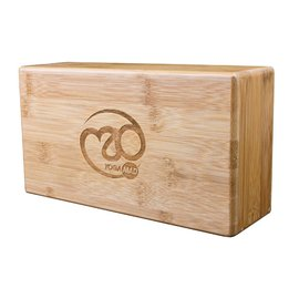 FITNESS MAD Bamboo Yoga brick 76 x 127 x 229 mm