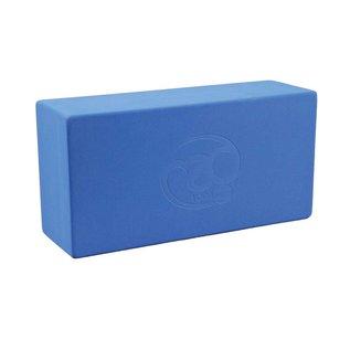 FITNESS MAD High density Yoga Brick 220 x 110 x 709 mm hoogwaardig EVA Blauw