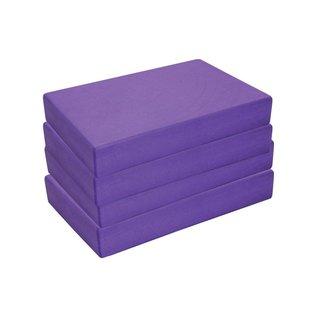 FITNESS MAD Full Yoga Block 305 x 205 x 50 mm Purple