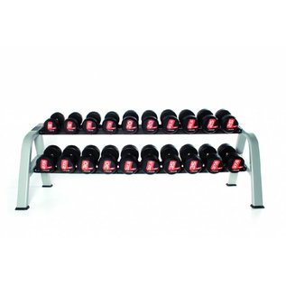 O'LIVE FITNESS O'LIVE RS PRO STYLE DUMBELL RACK 10 pair 20u