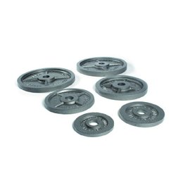 O'LIVE FITNESS O'LIVE OLYMPIC CAST IRON DISCS 20 kg 50mm