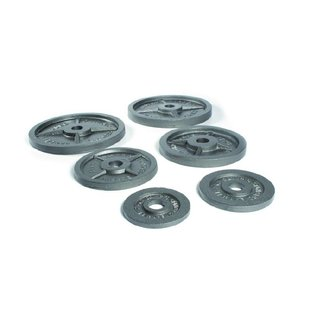 O'LIVE FITNESS O'LIVE OLYMPIC CAST IRON DISCS 15 kg 50mm