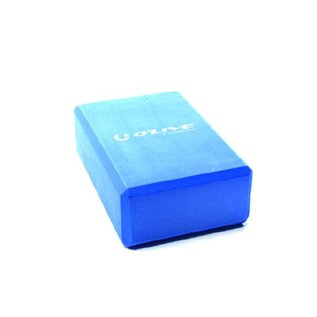 O'LIVE FITNESS O'LIVE YOGA BLOCK 230x150x75 mm Blue