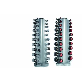 O'LIVE FITNESS O'LIVE DUMBELLS VERTICAL RACK 20u 10 pair