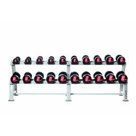 O'LIVE FITNESS O'LIVE SUPPORT HALTERES PRO-STYLE 10 paires