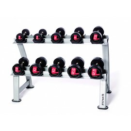 O'LIVE FITNESS O'LIVE PRO-STYLE DUMBELLS RACK 5 pairs