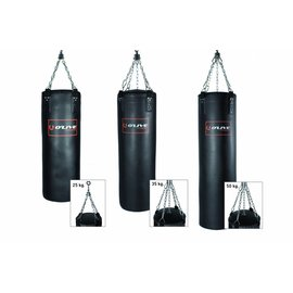 O'LIVE FITNESS O'LIVE PUNCHING BAG 35 kg 110x36cm Black synthetic leather