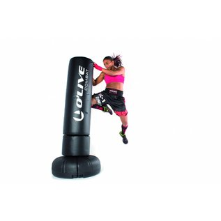 O'LIVE FITNESS O'LIVE FREE STANDING PUNCHING BAG 170cm 75kg