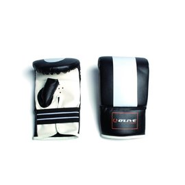 O'LIVE FITNESS O'LIVE BAG BOXING GLOVES One size fits all - Black