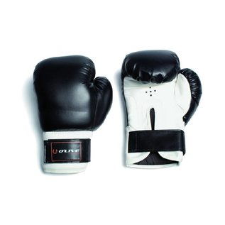 O'LIVE FITNESS O'LIVE BOXING GLOVES One size fits all - Black