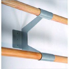 O'LIVE FITNESS O'LIVE BALLET BARRE SUPPORT Wall - Double