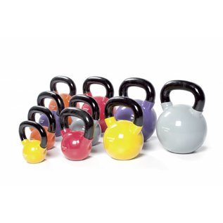 O'LIVE FITNESS O'LIVE VINYL KETTLEBELL 28kg Paars