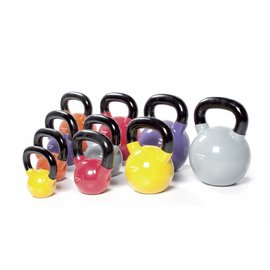 O'LIVE FITNESS O'LIVE VINYL KETTLEBELL 10kg Paars