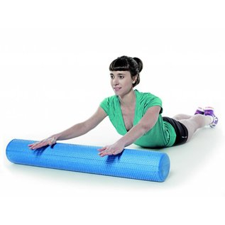 O'LIVE FITNESS O'LIVE FOAM ROLLER LONG 15x99 cm Grey - Soft
