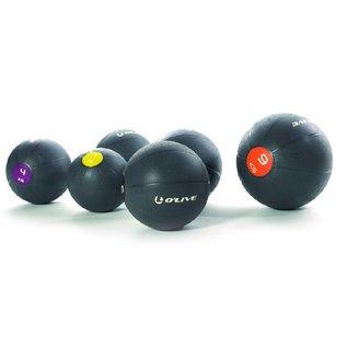 O'LIVE FITNESS O'LIVE MEDICINE BALL 4kg Purple