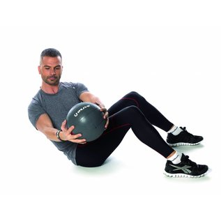 O'LIVE FITNESS O'LIVE MEDICINE BALL 3kg Red