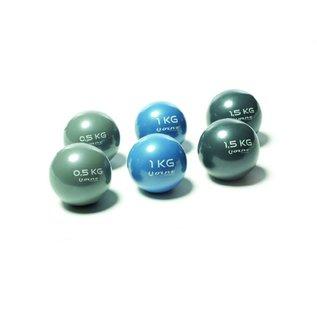 O'LIVE FITNESS O'LIVE TONO BALL 0.5 kg Light Grey