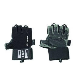 LOF FULL VERSION WEIGHT LIFTING GLOVES Black - Size L