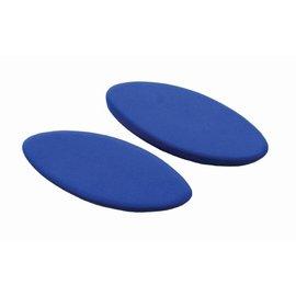 FITNESS MAD Egg Yoga Block 305 x 120 x 75 mm blue