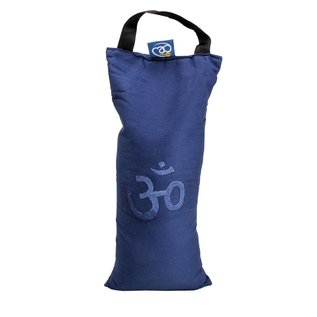 FITNESS MAD Sand Bag 42x18 cm 5kg katoen Blauw