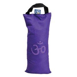 FITNESS MAD Yoga-Mad Sand Bag 5kg Shingle Purple - SALE