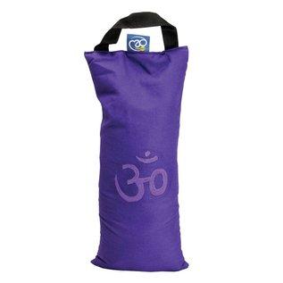 FITNESS MAD Sand Bag 42x18 cm 5kg katoen Paars