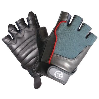 FITNESS MAD Cross Training Fitness Gloves leer Maat L
