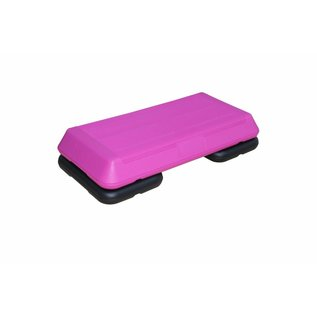 Aerobic Step Professional Pink - 72cm  Aerobics Fitness Stepper - SALE