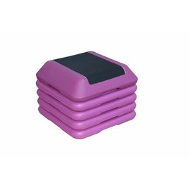 Aerobic Step Block 41 cm - USA - Purple - SALE
