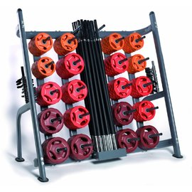 O'LIVE FITNESS O'LIVE POWER DISQUE KIT B 30 Sets complets + support MU06100