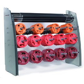 O'LIVE FITNESS O'LIVE POWER DISQUE KIT D 20 Sets complets + support MU05100