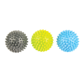 FITNESS MAD Fitness Yoga Mad Massage Ball Trigger Point Set 3 Spikey