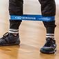FITNESS MAD Fitness Weerstandsbanden Set 5 Sterktes Loops 35 cm Latex - zonder verpakking