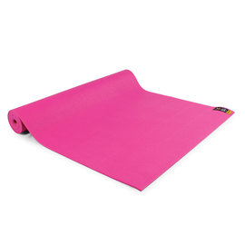 FITNESS MAD Fitness Yoga Mat Fitnessmat 4mm Warrior Roze SALE