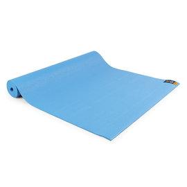 FITNESS MAD Fitness Tapis de Yoga Natte de Gym 4mm 183x61cm Bleu Clair