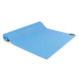 FITNESS MAD Fitness Yoga Mat Fitnessmat 4mm 183x61 cm Light Blue