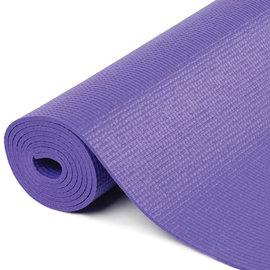 FITNESS MAD Fitness Yoga Mat Fitnessmat 6mm 183x61 cm Paars