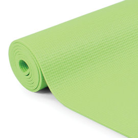 FITNESS MAD Fitness Yoga Mat Fitnessmat 6mm 183x61 cm Licht Groen