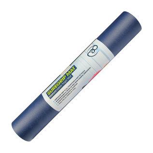 FITNESS MAD Suregrip Latex Yoga Mat Fitnessmat 4mm 183x60cm (2 kg) super grip soft ecologisch gemaakt in EU Blauw