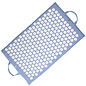 FITNESS MAD Fitness Yoga Mad Acupressure Mat Bed of Nails Mat 67x41 cm 1kg Blue
