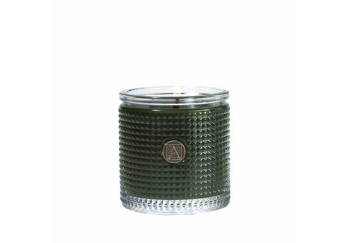Smell of Tree Textured Glass Candle