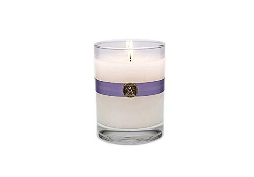 Lavender & Peony Candle in Glass
