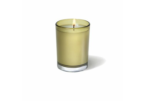 White Amaryllis & Rosemary Votive Candle