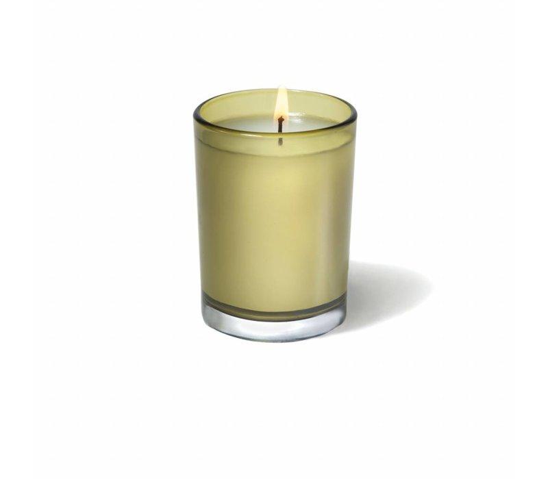 White Amaryllis & Rosemary Votive Candle