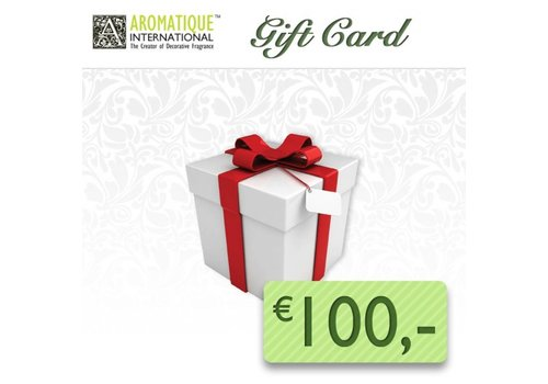 Gift Card for € 100,00